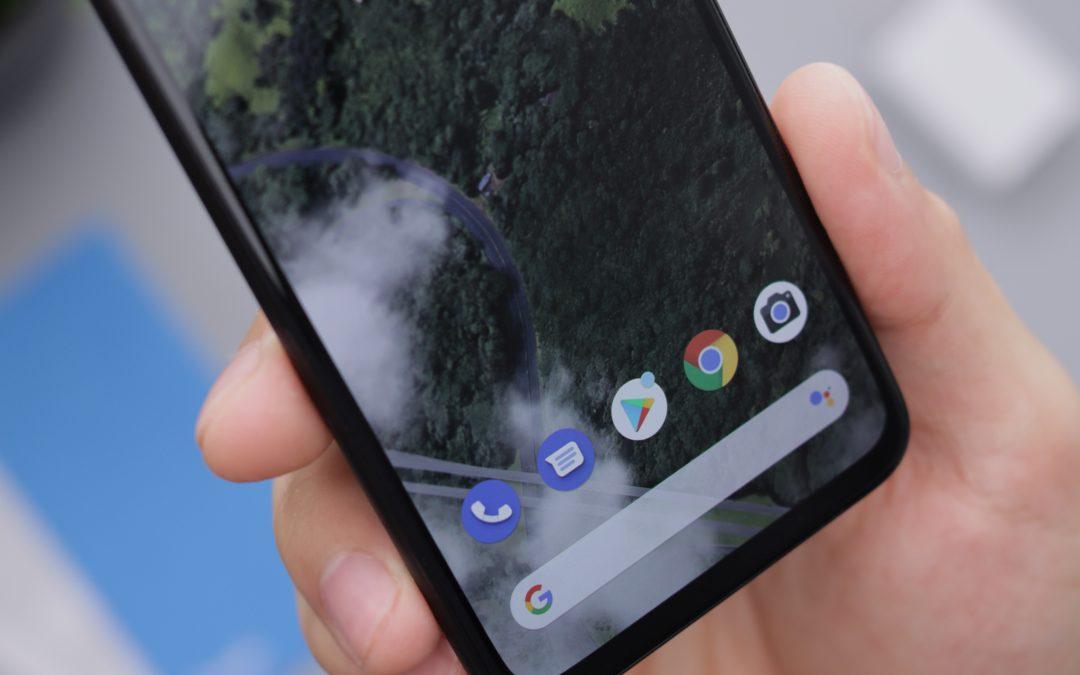 Jak wyłączyć Galaxy A50 nie działający dotyk w ekranie
